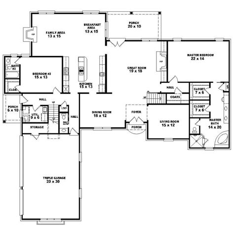 single 4 bedroom house plans 653923 1 5 4 bedroom 3 5 bath country