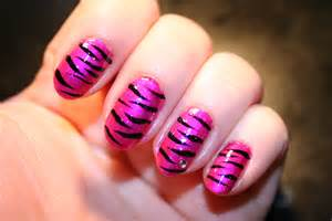 Simple nail art designs step by at home for short nails knowledge fans