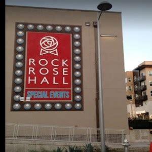 rock rose hall austin tx event concert