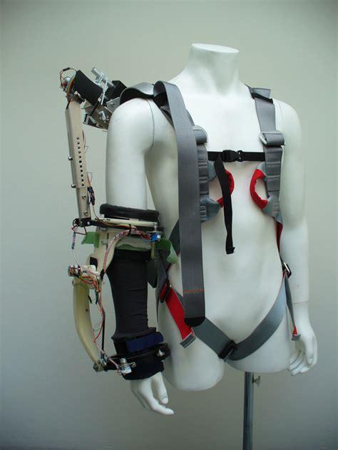 exoskeleton passive vi bot robot systems robotics