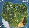 Fortnite Map Saison 1 A 8 | Fortnite Aimbot V5.0