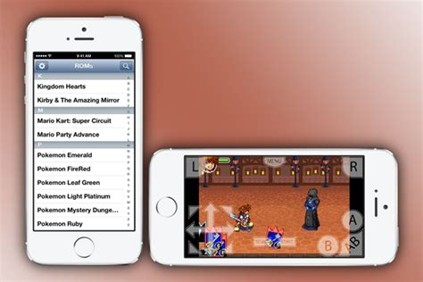 Gba4ios 2.0 Game Boy Advance Emulator For Iphone And Ipad