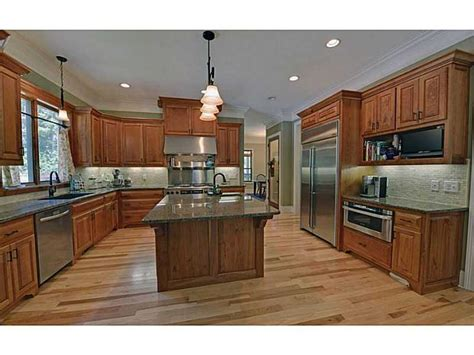 cleaning kitchen tiles 18 best images about hickory wood floors on 2240