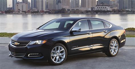 2019 Chevrolet Impala  Overview Cargurus