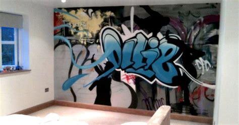kids bedroom graffiti idea graffiti wall design
