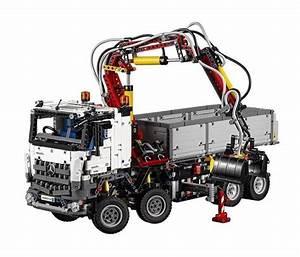 Lego Technic Camion : giocattoli lego lego technic 42043 camion mercedes benz ~ Nature-et-papiers.com Idées de Décoration
