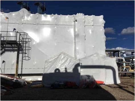 hazardous materials enclosure  containments