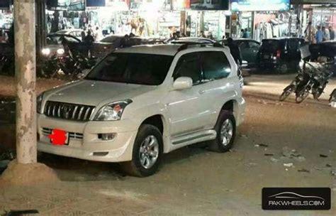 used toyota prado rx 2 7 3 door 2003 car for sale in karachi 1163240 pakwheels