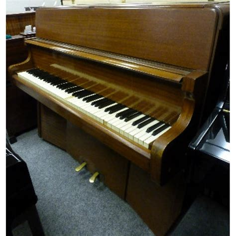 Bentley Upright Piano  Bentley Upright Piano Used