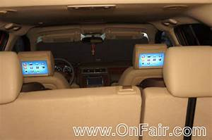 Headrest Dvd Player Install In 2013 Chevrolet Suburban