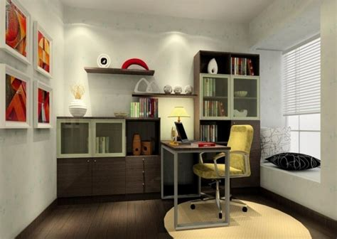 Study Room : The Top Modern Desk Design Study Room Ideas For Small