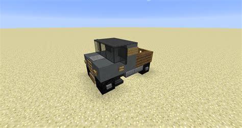 minecraft pickup truck detail pick up truck minecraft minecraft
