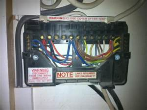 Installing Room Thermostat To My Potterton Netaheat Profile