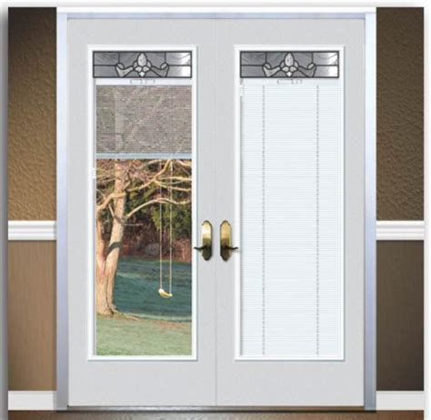 Reliabilt Patio Doors With Built In Blinds by Fiberglass Patio Doors With Blinds Icamblog