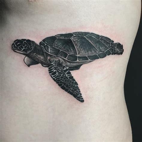 unique turtle tattoos  meanings  symbolisms