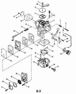 Mercury Marine 2 5 Carburetor Assembly