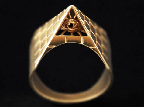 Illuminati Ring Illuminati Ring Dmcpyvy8r By Ryankittleson