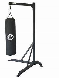 Commercial Heavy Bag Stand TKO Strength Performance