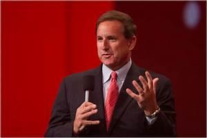 Oracle chief Mark Hurd hits Australia | Delimiter