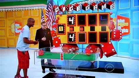 The Price Is Right  Dice Game  11112013 Youtube