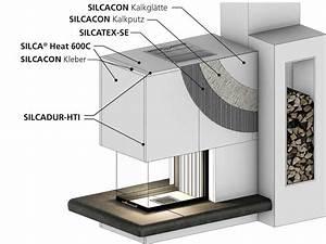 Kaminofen Selbst Verkleiden : kaminbauplatte silca heat 600c 1000 x 625 x 35 mm kaufen ~ Michelbontemps.com Haus und Dekorationen