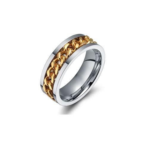 bague de mariage femme or bague fiancaille mariage anneau homme femme chaine