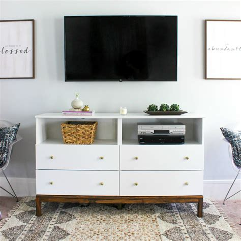 Ikea Dresser To Tv Stand Transformation. Farmhouse Living Room. Bedroom Hanging Lights. Oversized Round Swivel Chair. Backyard Ideas With Pool. Two Tone Kitchen. Engineered Vs Hardwood. Custom Framed Mirrors. Writing Desks For Small Spaces