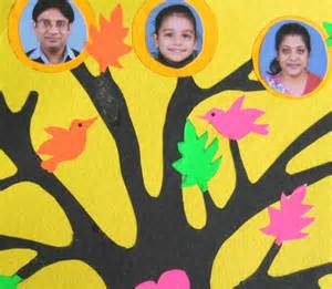 family tree for project how to make your own simple family tree for scrapbook