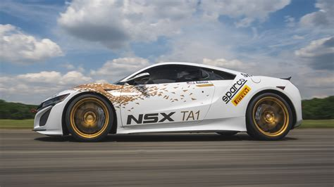all electric acura nsx to tackle 2016 pikes peak hill climb