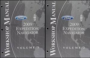 2003 Navigator Expedition Service Shop Manual Set Service Manual Two Volume Setand The Wiring Diagrams Manual 24268 Getacd Es