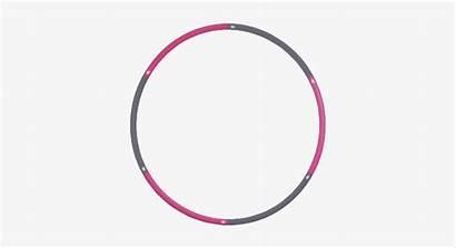 Hula Hoop Nbr Mad Fitness Standard Circle
