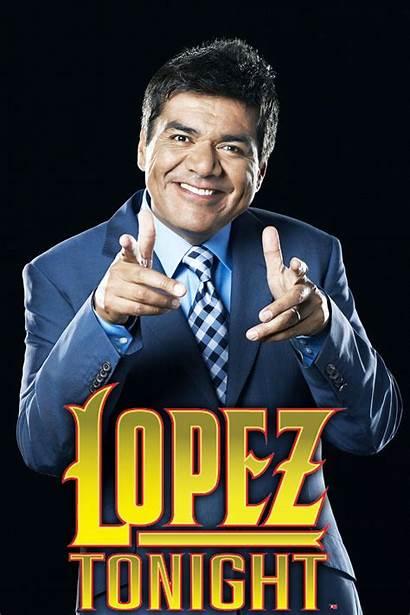 Lopez Tonight Tv George Series Talk Promo