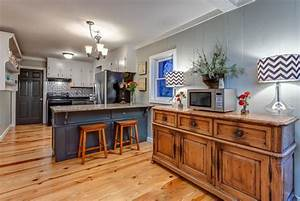 the power of paint amazing wood paneling makeover the With kitchen colors with white cabinets with panelled wall art