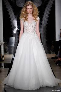 reem acra bridal spring 2014 wedding dresses wedding With reem acra wedding dresses