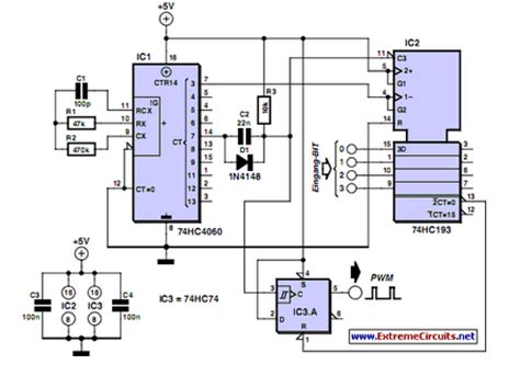 Discrete Pwm Generator Circuit Eeweb Community
