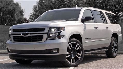 2019 Chevrolet Suburban Review Youtube