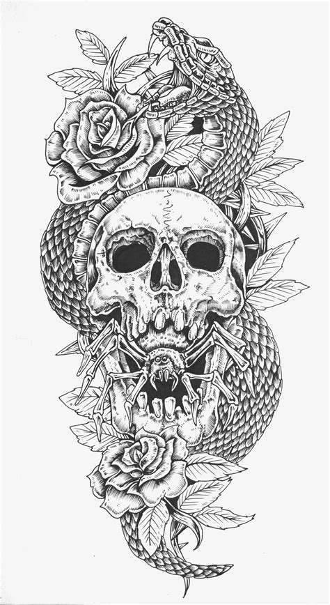Arm Tattoo Desings on Behance