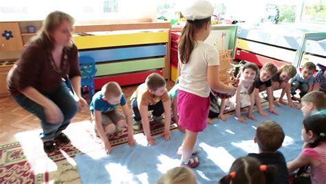 st petersburg russia circa may 2015 educators help 249 | 1