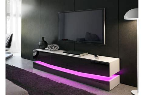 meuble tv design blanc 178 cm trendymobilier com