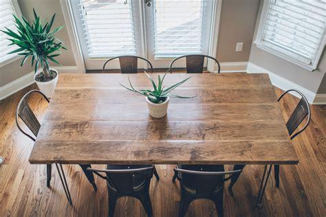 hairpin leg kitchen table diy  southern trunk