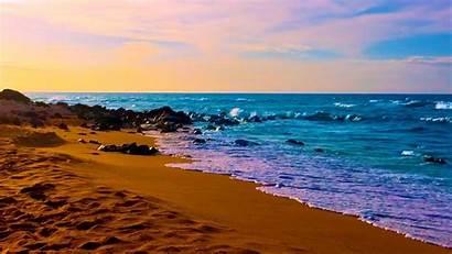 Ocean Waves Beach Crashing Sounds Hours Marlboro