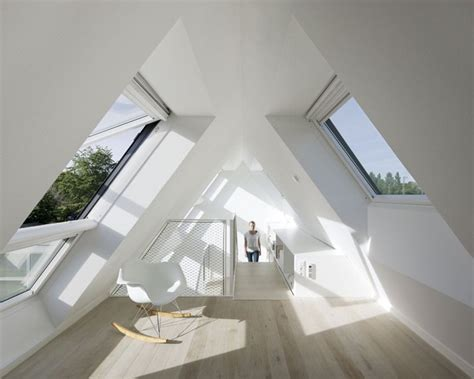 Spitzboden Als Wohnraum by Lichtaktiv Haus Galerie Dachgeschoss