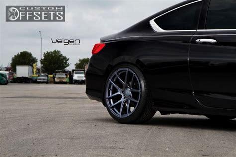 2012 honda accord velgen wheels vmb5 lowered adj coil
