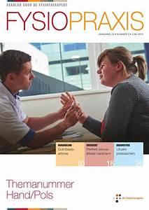Ea Support Nummer : fysiopraxis juni 2015 by kngf de fysiotherapeut issuu ~ Buech-reservation.com Haus und Dekorationen