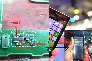 Schematic Diagram Nokia Lumia 520
