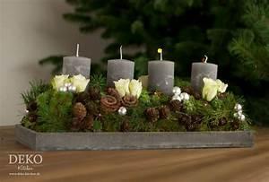 Adventskranz Länglich Selber Machen : adventskranz basteln die sch nsten diy bastelideen zur adventszeit weihnachten pinterest ~ Eleganceandgraceweddings.com Haus und Dekorationen
