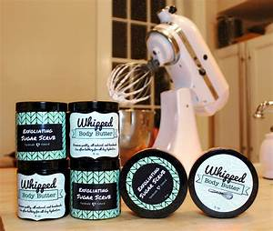 whipped body butter souffle exfoliating whipped sugar With body butter label template