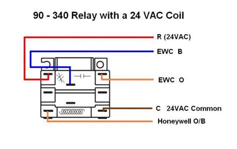 Honeywell Wifi Thermostat Have Two Changeover Valve