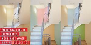 Schöner Wohnen Treppenhaus : farbgestaltung treppenhaus farbe alles ber wohndesign und m belideen ~ Markanthonyermac.com Haus und Dekorationen