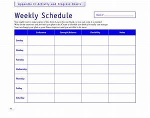 best photos of weekly workout calendar template fitness With fitness plan template weekly